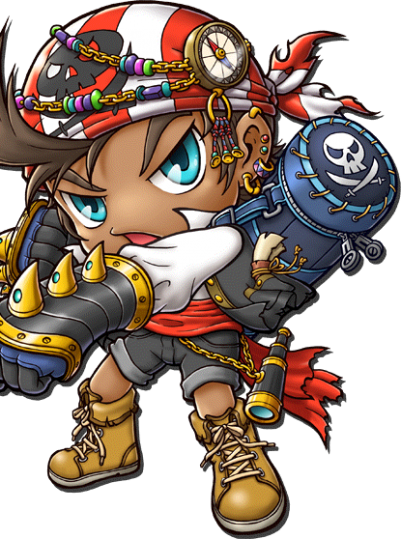 A Brawler, one of the Pirate extensions.